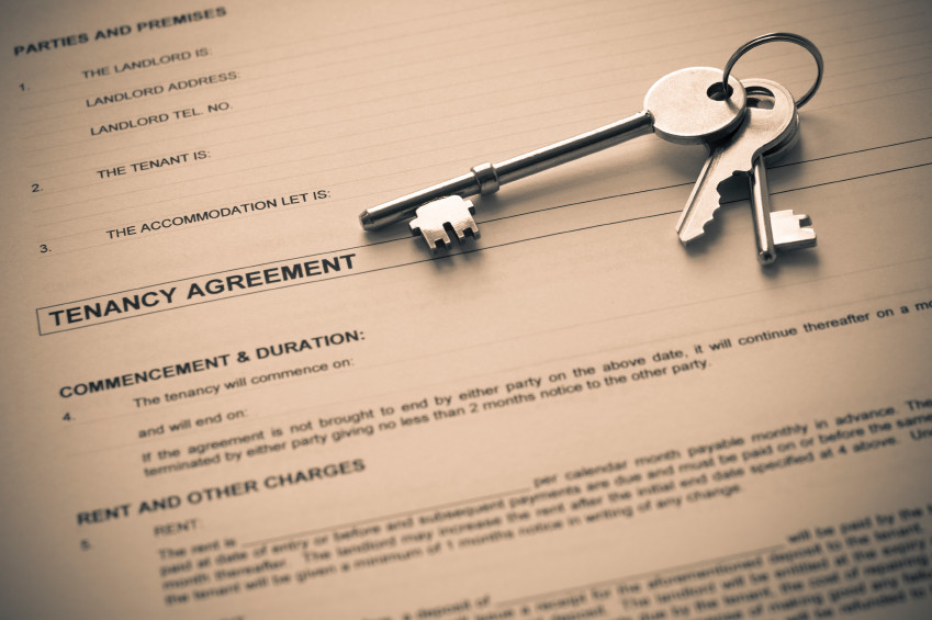 Preparing your property for tenancy