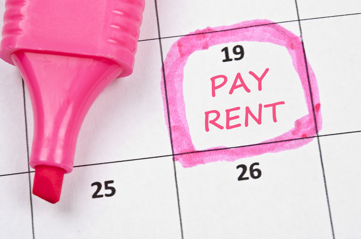 How to Deal with a Tenant Not Paying Rent